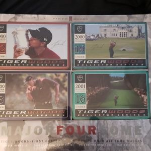 CHRISTMAS GIFT! Tiger Woods collection series